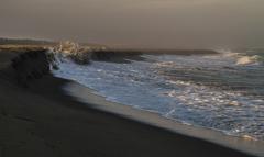 夏日の砂浜 2