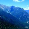 穂高の峰々