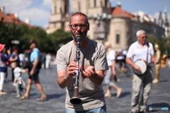 プラハの夏