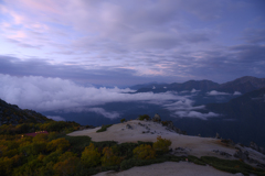 薬師岳からの眺望
