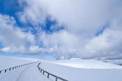 美ヶ原の冬1