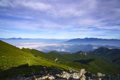 金峰山 大パノラマ