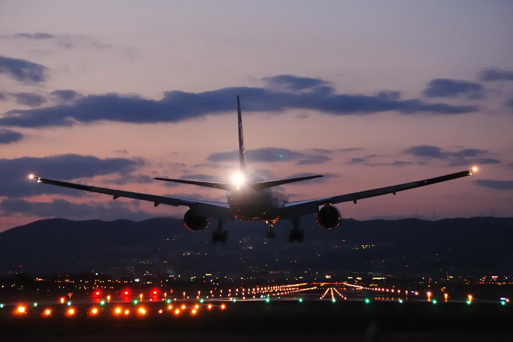 Twilight Approach