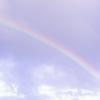 5月21日、虹。