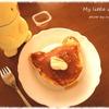 顔型パンケーキ