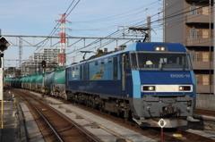 EH200 19貨物列車