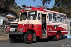 レトロバス 水戸の梅まつり漫遊バス 格さん号