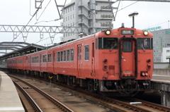 山陰線 キハ47系