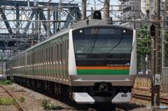 上野東京ライン  E233系