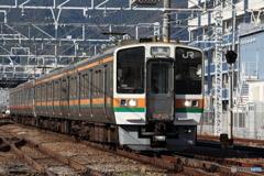 東海道線 211系+313系