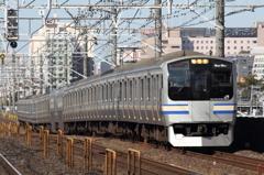 総武線 E217系