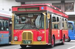 レトロバス(りんどう号)