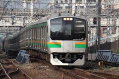 東海道線 E217系