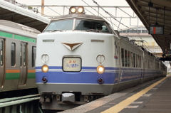 485系 ぶらり鎌倉号