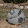サッカーボールベンチ