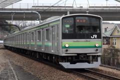 横浜線 205系