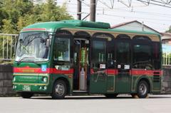 レトロバス ふじっ湖号