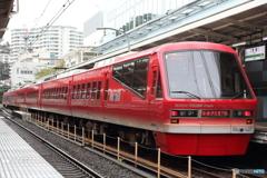 伊豆急行 リゾート21 キンメ電車