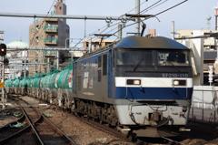 EF210-110 貨物列車
