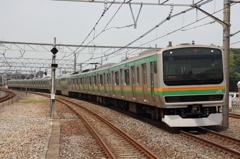 高崎線 E231系