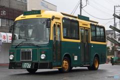 レトロバス ぐるりん1号