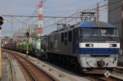 EF210 9貨物列車