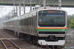 湘南新宿ライン E231系