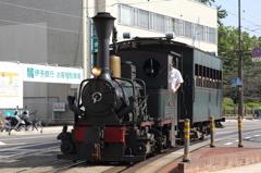 伊予鉄道 坊っちゃん列車