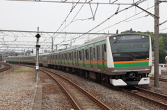 高崎線 E233系