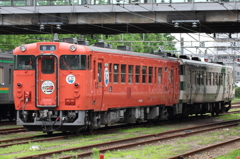 烏山線 キハ40系