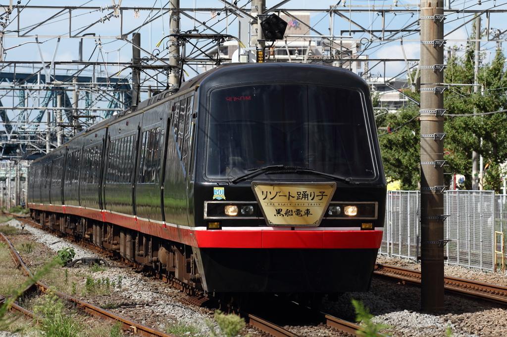 伊豆急行 2100系(リゾート踊り子)