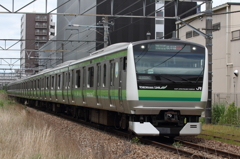 横浜線 E233系