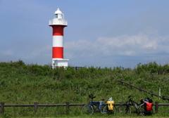 石狩灯台 -2