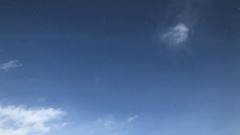 青空にゆきが