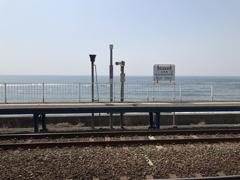 海に近い駅-北舟岡駅-2