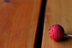 イボイボのサッカーボール