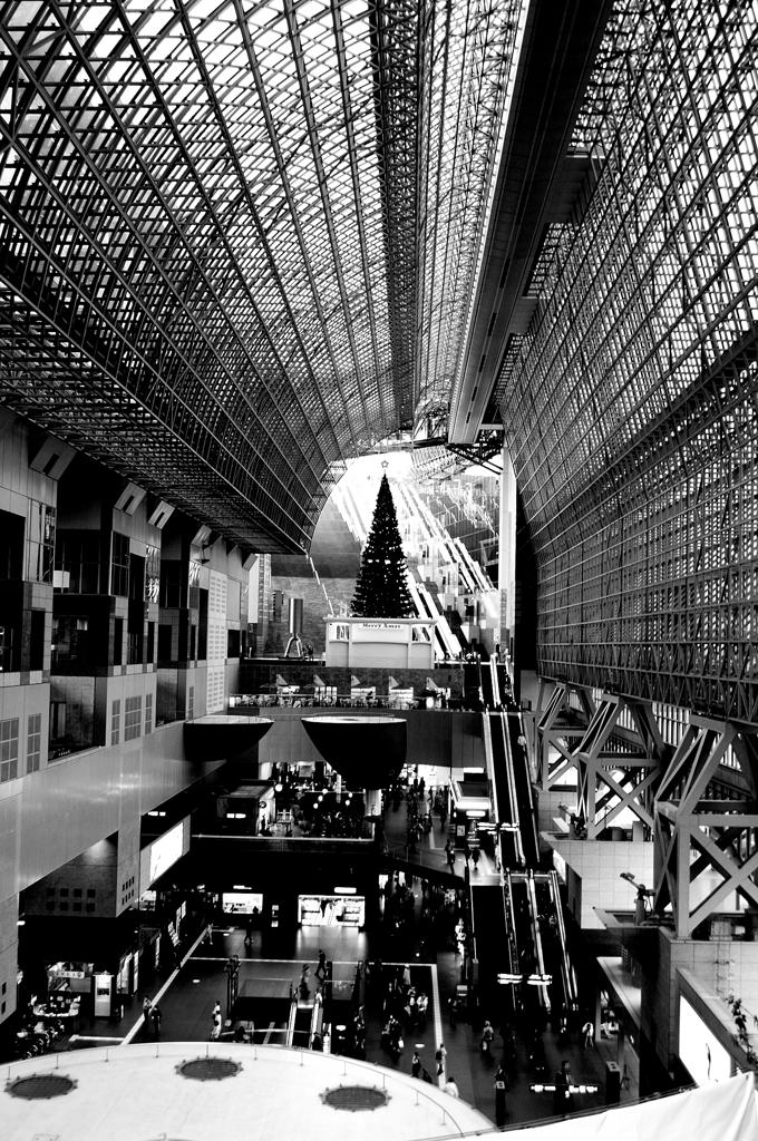 JR京都駅4