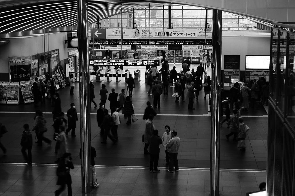 JR京都駅1