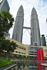 View from KLCC PARK