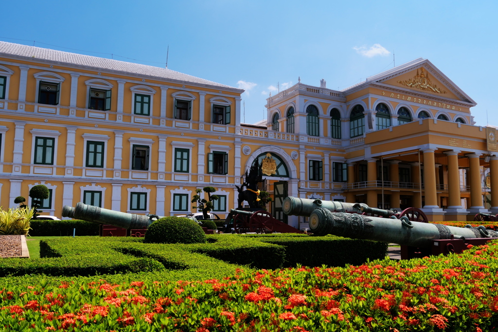 タイ国防省