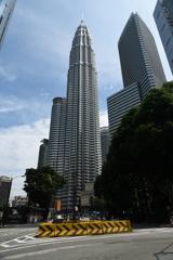 View from Jalan P Ramlee