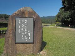 あをによし 奈良の京は 咲く花の