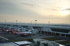 KLIA2 boarding bridge