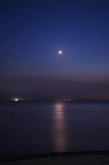 有明の月 その2