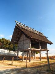 北内郭 東祭殿