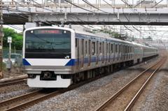 常磐線E531系電車