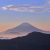 ほんのり富士山