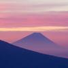 富士 遠景