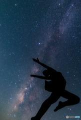Milky wayを求めて