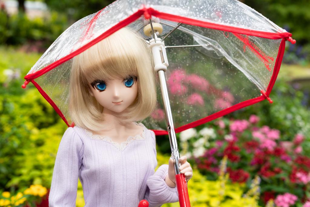 雨のフラリエ